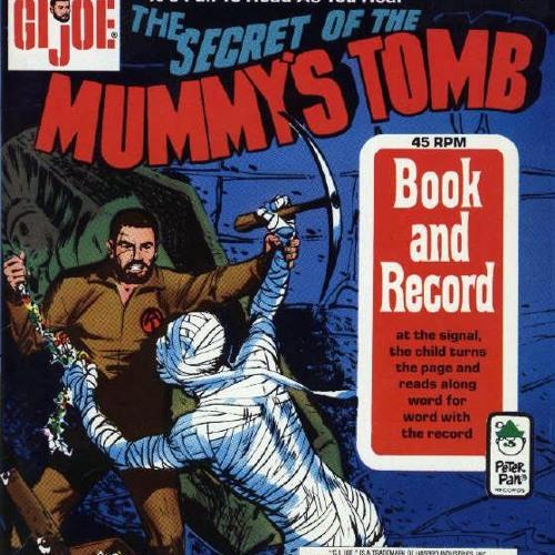 THE ADVENTURES OF G.I. JOE - The Secret Of The Mummy's Tomb (1975)