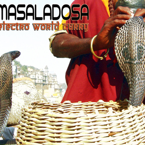 CYBER BABA by MASALADOSA (Indian Electro Dub Chillout)