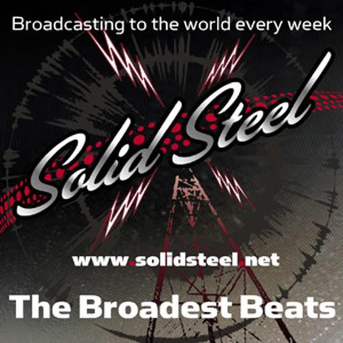 Solid Steel Radio Show 3/6/2011 Part 1 + 2 - Jackatak, HameOne & Antidote (Itchy & Skratchy Djs)
