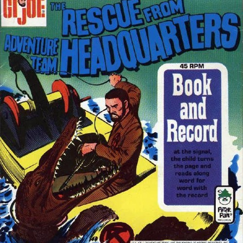 THE ADVENTURES OF G.I. JOE - The Rescue From Adventure Team Headquarters (1975)