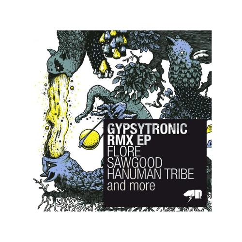 BALKAN MASHINA - GYPSYTRONIC (FLORE Remix)