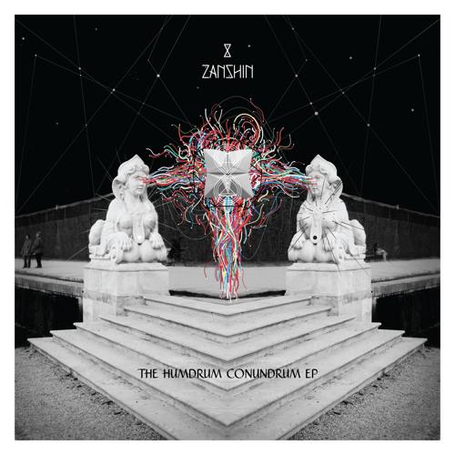 Zanshin - The Humdrum Conundrum EP [AFF 007]