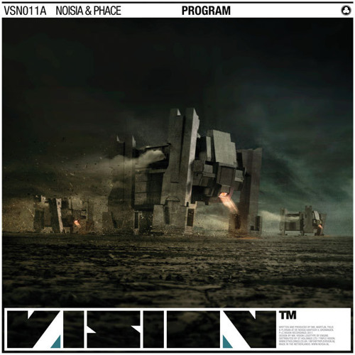 Phace + Noisia - Program - VSN011