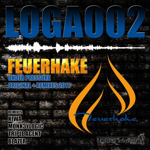 (Monk3ylogic Remix) Feuerhake - Under Pressure [Logariddim Records]