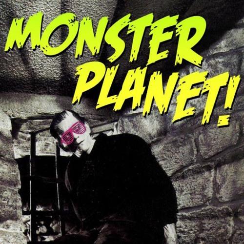 Monster Planet - Amoeboid Jazz
