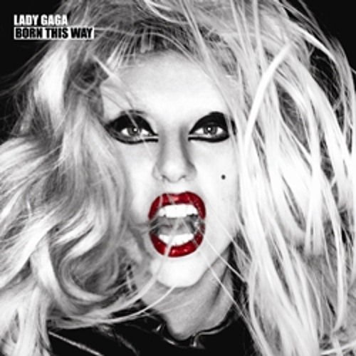 Lady Gaga - Heavy Metal Lover