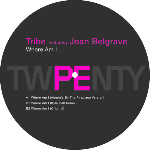 Tribe - Where Am I (Agoria Remix) - SOUNDCLOUD EDIT