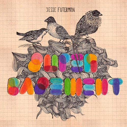 Jesse Futerman - Super Basement EP Snippets