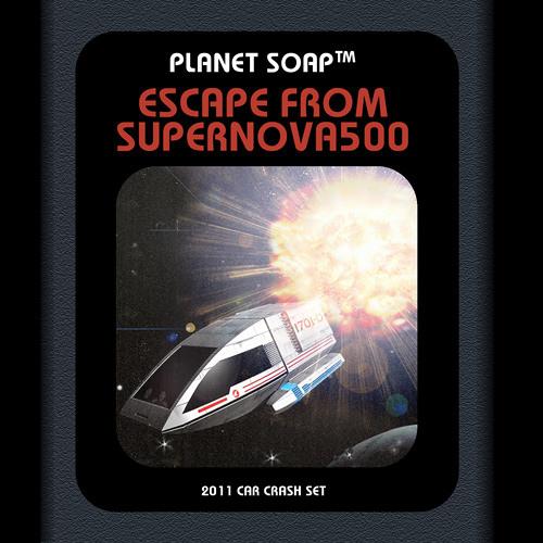Planet Soap - SuperNova500 (Bass Science Remix)