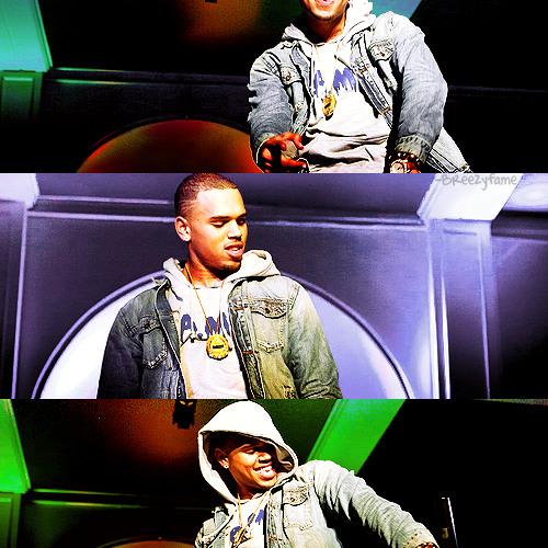 Celebration, Chris Brown ft. Tank & Trey Songz