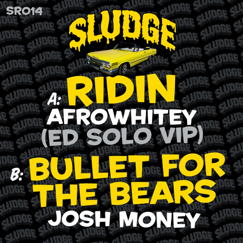 AfroWhitey - Ridin' (AfroWhitey & Ed Solo VIP Mix)