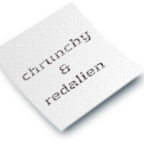 "CHRUNCHY & RedAlien     ""Paper Towel""   -   [wip]"