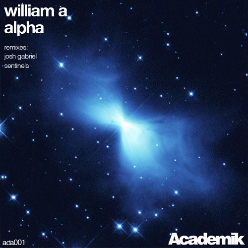"""""""Alpha"""" - Original Mix - William A"""