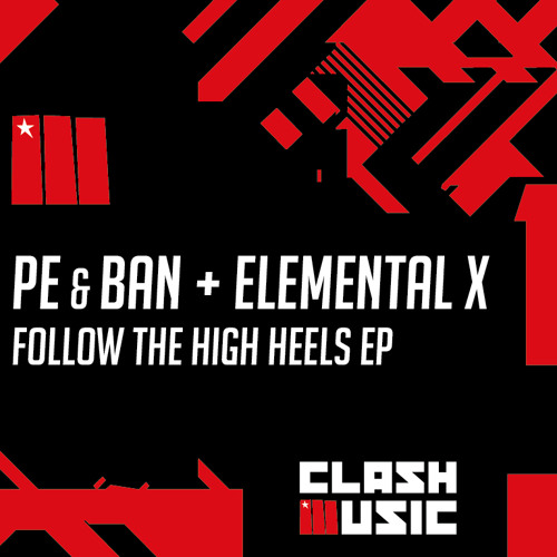CM0003 - Follow The High Heels EP - Pe & Ban - Follow The White Rabbit - Original Mix