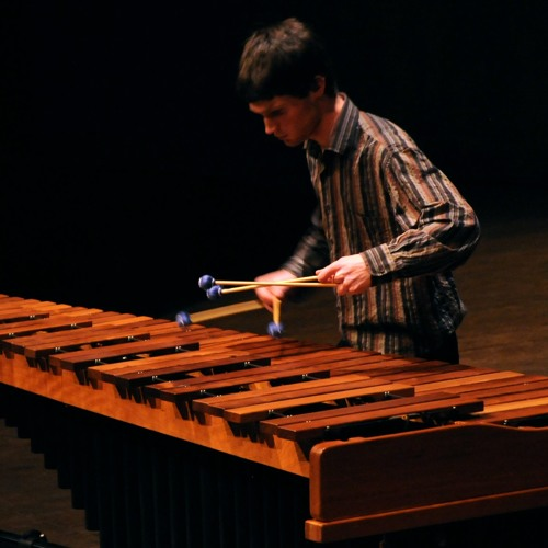 """""""Two Mexican Dances, no. 2"""" performed by Anthony Savidge (marimba)"""