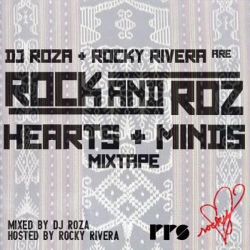 Rock&Roz present: Hearts + Minds Mixtape - A Tribute to Female Emcees (Jul 2010)