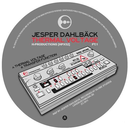 Jesper Dahlbäck - Transfer Function