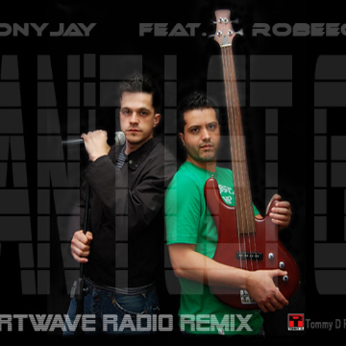 TonyJay feat. Robeeo - Can't let go (Smart Wave's Radio Remix)