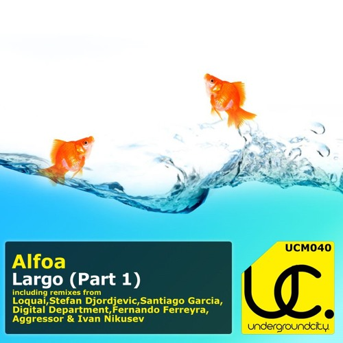 Alfoa - Largo Stefan DJordjevic remix preview
