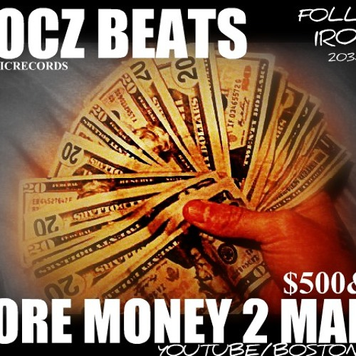 """Mr. Robbers"" produced by:Iroc-z Beats 857-207-9251"