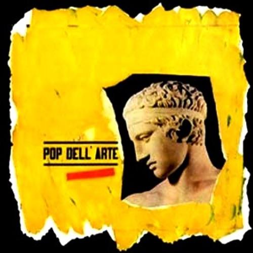 Pop Dell'Arte - Free Pop (reedição CD, Ama Romanta/Louie Louie)