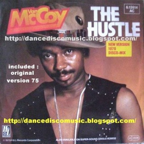 Van McCoy - The Hustle (Damgroove Remix)