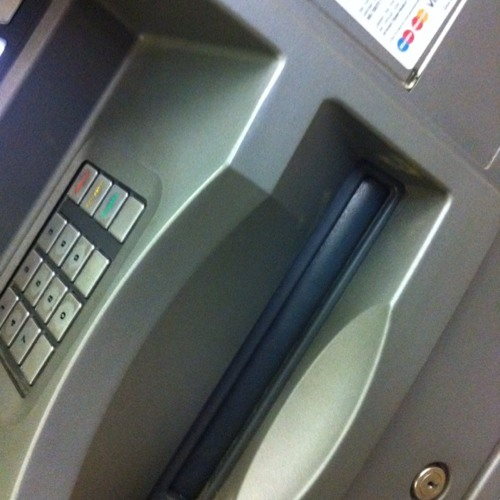 S11: Cash withdrawn from an ATM (10 points) #scmeetup