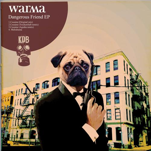 Warma - Cocaine (Original Mix) [KDB 014D]