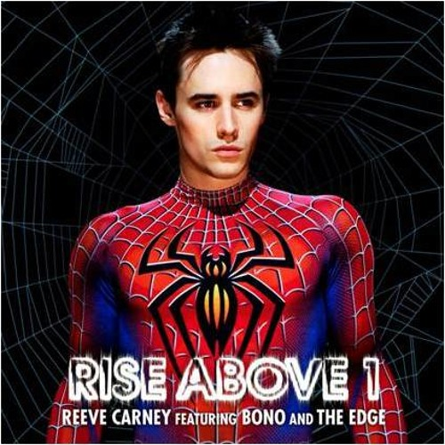 """Reeve Carney - """"Rise Above 1"""" feat. Bono and The Edge"""