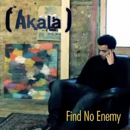 Akala - Find No Enemy (Instrumental Edit)