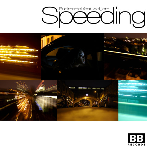 "Rudimental - ""Speeding"" ft. Adiyam - Benton Remix (Black Butter #7)"