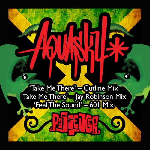 * Promo * 'Take Me There' (Jay Robinson remix) - Aquasky + Diane Charlemagne