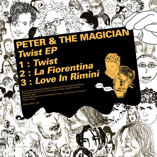 "Peter & The Magician ""Twist"" EP (Preview)"