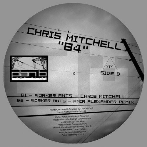 B2 - Worker Ants - Chris Mitchell (Amir Alexander Remix)!