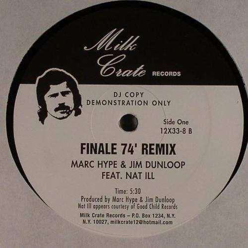 FINALE 74 Remix feat. NAT ILL