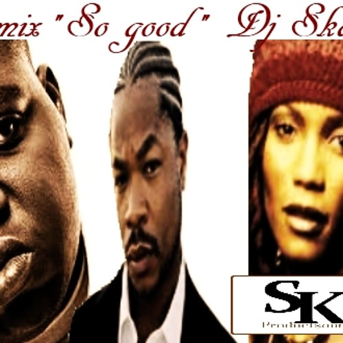 "Davina ""so good juicy""  ft B.I.G, Xzibit(dj sk)"