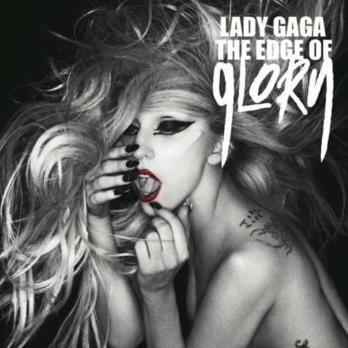 LADY GAGA - EDGE OF GLORY (THE POPSTAR'S ON EDGE MIX