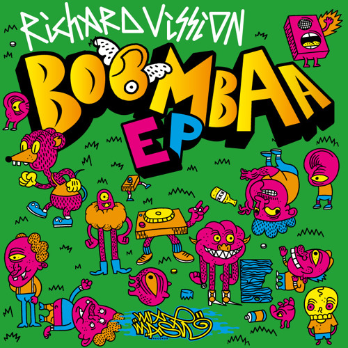 Richard Vission - Boombaa (Nino Anthony Lectro Phunk Remix)