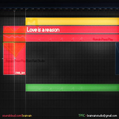Brain Rain - Love is a reason (Synthvestigate) [Early First Day Demo].