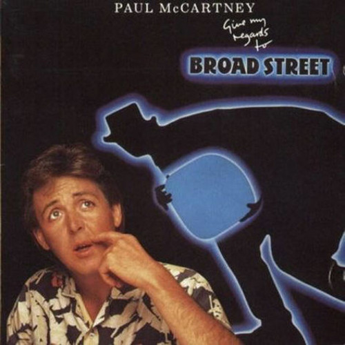 No More Lonely Nights Paul McCartney