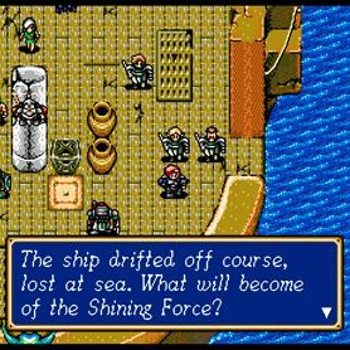 Tatakai Shiretsunari - Ships Battle from Shining Force (Piano Version)