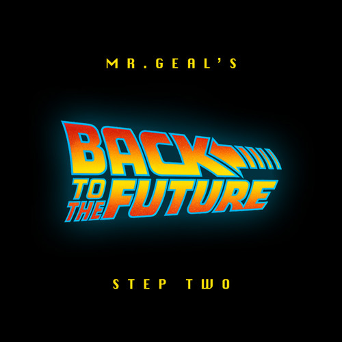 Back To The Future - Step Two