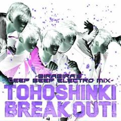BREAK OUT! -BIRABIRA's deep beep electro mix-