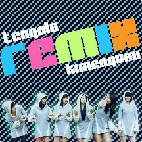 tengal6 ルービックキューブ kimengumi_remix