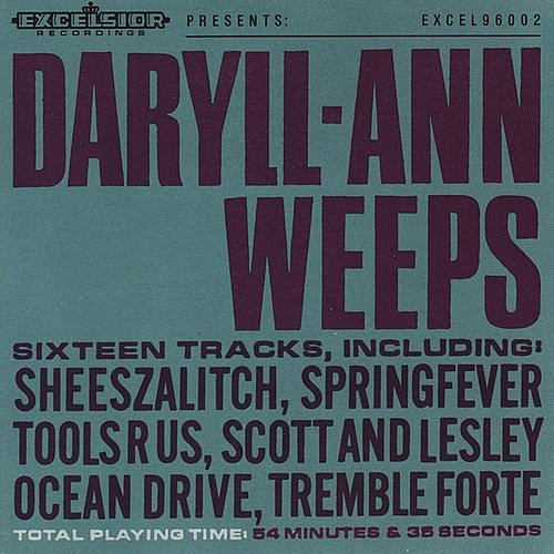 Daryll-Ann - My Only World