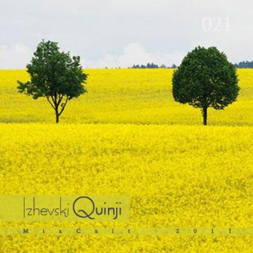 Izhevski -  Quinji @ MixCult Podcast # 021