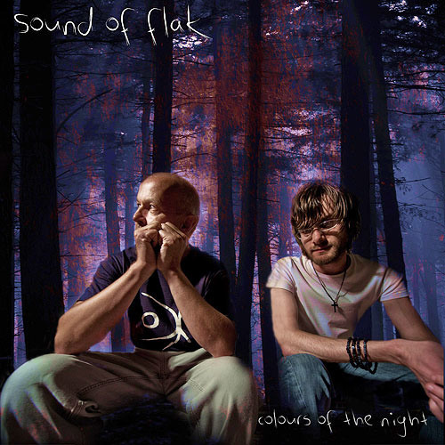 Colours of the night - Sound of Flak Moonlit Forest mix