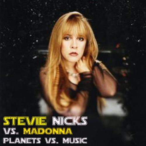 Stevie Nicks vs. Madonna - E.T.'s of the Universe (Rob Harris Club Mix)