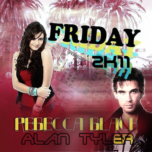 Rebecca Black - Friday 2k11 ( Electro Remix)