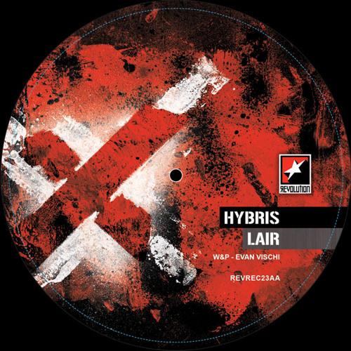 Nocturnal and Hybris- PYRAMIDS - REVREC023